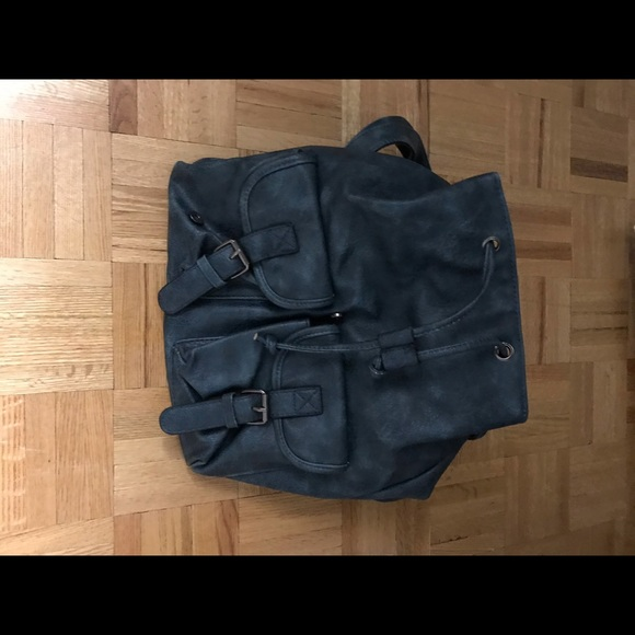 Back bag from Italy (leather)